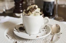 Il mio cappuccino al tartufo: la ricetta primaverile di Giancarlo Polito
