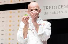 Riccardo Camanini a Identità Milano 2017 (foto Brambilla-Serrani)