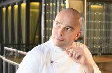 Matteo Monti, 40 anni, neo-chef di Edit, spazio polifunzionale a Torino