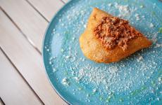 Come un tordello: la ricetta di Massimo Giovanninidell'Apogeo di Pietrasanta(Lucca) per fare anche a casa la sua interpretazione dei classici tordelli lucchesi
