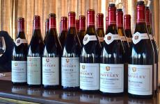 Some famous labels from Domaine Faiveley