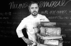 Matteo Baronetto, dal 2014 chef del DelCambio, ristorante storico diTorino, una stella Michelin. Firmerà un menu all'Hub divia Romagnosi, dal 29 maggio al primo giugno. Menu 75 euro vini inclusi,prenotazioni online su www.identitagolosemilano.it(foto Brambilla/Serrani)