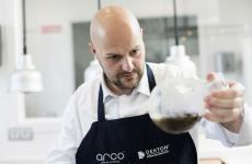 Andrea Bernardi, chef romano a Tenerife: ha appena ottenuto la sua prima stella Michelin con il suo Nub