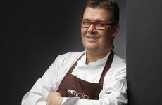 Alessandro Gilmozzi, dal 1990 chef deEl Molindi Cavalese, Trento. Cucinerà all'Hub di via Romagnosi a Milano da mercoledì 22 a sabato 25 maggio. 75 euro vini inclusi,prenotazionionline(foto lesoste.it)