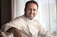 Roberto Proto, lo chef de Il Saracenodi Cavenago (Bergamo), che ha saputo prendere in mano la cucina del ristorante di famiglia portando una piacevole ventata di modernità