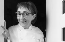 Marta Grassi, chef del Tantris di Novara, una stella Michelin. Cucinerà a Identità Golose Milano dal 31 luglio al 3 agosto.75 euro vini inclusi,prenotazioni online