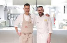 Giacomo Caravello e Sergio Russo, due gemme che stanno facendo brillare la scena gastronomica della Sicilia Nord-orientale, a Milazzo. Sono stati protagonisti di una serata dedicata alla pizza ospitata daBalìce, il nuovo ristorante di Caravello