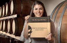 Elisabetta Pala, donna del vino Mora&Memoa Serdiana (Sud Sardegna)