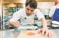 Virgilio Martinez, born in 1977, chef at Central in Lima and forerunner of the Peruvian renaissance (photo Brambilla/Serrani)