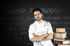 Jeremy Chan, chef at Ikoyi in London, portrayed by Brambilla/Serrani