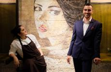 L'italiano Felice Tavolario con Garima Arora, rispettivamente restaurant manager e chef del ristorante Gaa di Bangkok, Tailandia, una stella Michelin e 16° nella classifica Asian50 Best