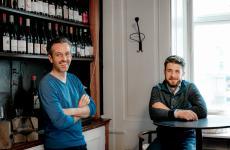 Lorenzo Cioli e Stefano Ferraro, titolari di Loste Cafe, apertura imminente in via Guicciardini 5, a Milano