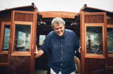 Luis Contreras, imprenditore venezuelano, padrone di casa de Il Sereno Hoteldi Torno, sul lago di Como