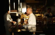 Canadian Patrick Kriss, 39, patron chef at Alo (90th in the World's 50Best) Aloette, Alo Yorkville and Salon, Toronto