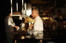 Patrick Kriss, 39 anni, canadese, chef e patron diAlo(90° nella World's 50Best) Aloette, Alo Yorkvillee Salon, Toronto