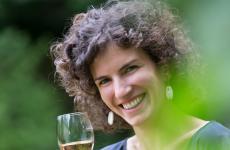 Alice Paillard, titolare della maison di champagne Bruno Paillarda Reims. Foto Studio Cabrelli