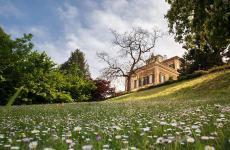 Una splendida immagine di Villa Odero