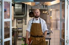 Tom Cenci, chef at Loyal Tavern on Bermondsey Street, London