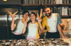 Ennio Colaiezzistarts his collaboration from Australia with the story of the brilliant Pidapipò, an Italian gelateria in Melbourne