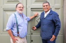 Paolo Marchi e Claudio Ceroni riaprono la porta di Identità Golose Milano, primo hub internazionale della gastronomia in via Romagnosi 3. Si parte il 3 giugno