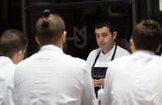 Our thrilling experience at Ricard Camarena's in Valencia