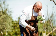 Pietro Zito, lo chef-contadino di Antichi Sapori a Montegrosso d'Andria, sarà a Identità Golose Milano per tre cene a tutto gusto, dal 27 al 29 febbraio, per prenotazioni clicca qui