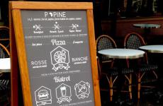 Popine, one of the 5 places Tommaso Burbuglinirecommends so as to enjoy the craveable side of Paris