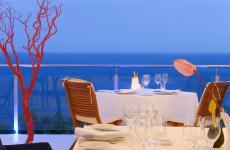Quattro Passi a Nerano è una delle venti deliziose strutture di alta cucina tra Penisola Sorrentina e Cilento