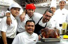 Stefano Borra, who was already a starred chef at his VOin Torino of which he was also patron, tells us about his experience in Bangkok, which started on the 21st September 2016