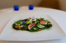 Insalata di mare sur l'herbe: la ricetta primaverile di Alessandro Rapisarda