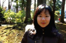 Melinda Joe, food writer born in Louisiana in a Chinese-American family. Today she lives in Tokyo and writes for important publications