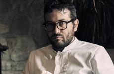 Giuseppe Iannotti, chef e patron del ristorante Kresios, a Telese Terme (Benevento)