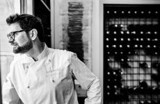According to the Guida di Identità Golose 2018 he's the great irregular of Roman cuisine. Adriano Baldassarre's Il Tordomatto is one of the new entries in the Guide. The chef, perhaps so as to confirm he's a man full of resources and inventive, is about to open a restaurant in New Delhi, inside the most luxurious hotel in town (photo from Lido Vannucchi)