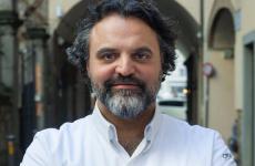 Marco Stabile,chef dell'Ora d'Ariadi Firenze, una stella Michelin, cucinerà a Identità Golose Milanoda mercoledì 23 a sabato 26ottobre. 75 euro vini inclusi, informazioni eprenotazioni online