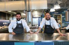 Antonio Colombo e Peppe Causarano: il primo più vocato al mondo dolce, il secondo al salato. Sono gli chef patron del VotaVota