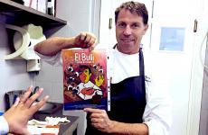 Lo chef Terry Giacomello, dal settembre 2015 all'Inkiostro di Parma, dopo quasi quattro anni alla corte di Ferran Adrià