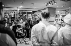 Il pubblico di COIN a Catania per il cooking show di Corrado Assenza