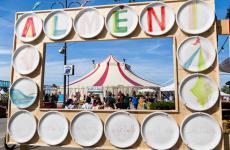 Il circo di Al Mèni nel 2018 (tutte le foto della scorsa edizione sono di proprietà di Al Mèni)