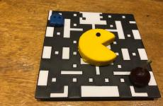 GAME OVER. What's your score on Pacman? This is the dish ending the 25-course tasting menu at Gaggan. The restaurant will open again in Bangkok in October, in a top-secret location