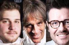Matteo Metullio (Harry's Piccolo,, Trieste), Davide Oldani (D'O, Cornaredo, Milano) e Rocco De Santis (Santa Elisabetta, Firenze), sono i 3 nuovi due-stelle della Michelin Italia, annunciata questa mattina