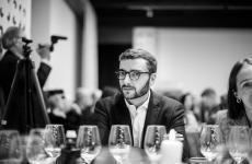 Luca Gambaretto, imprenditore della ristorazione classe 1989, con cinque locali tra Verona e Trento. Punta sulla ripartenza, con nuove idee