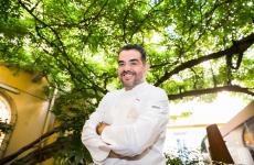 Roy Caceres, chef colombiano del ristorante Metamorfosi di Roma, una stella Michelin, ospite diIdentità Golose Milanoda ieri fino a sabato 5 ottobre.Per informazioni e prenotazioni,visitate il sito ufficiale(foto Onstage Studio)