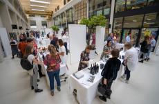 Seconda edizione dell'Alto Adige Wine Summit a Bolzano(foto: Michael Mair am Tinkhof, Mint Mediahouse, per Consorzio Vini Alto Adige)