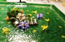 Alici e montagne di Sicilia, un piatto di Bonettadell'Oglio