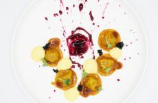 L'anatra & capra: la ricetta dell'autunno di Maurizio Amato