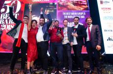 Festa per quelli del Dandelyan di Londra, primo cocktail bar al mondo secondo la 50 Best Bars 2018