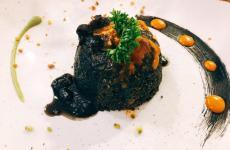 Il Black Ink è una delle novità del menu del Rais di San Vito lo Capo (Trapani)