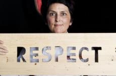 A photo of Cristina Bowerman from a few years back. The request is always the same: respect, gender equality. In her opinion, however, this must be reached through meritocracy