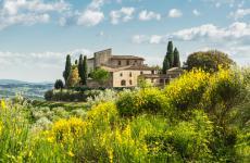 Il Castello La Leccia di Castellina: nuovi progetti sul Chianti Classico