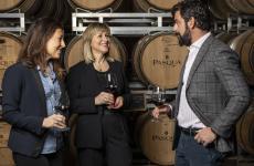 Cecilia Pasqua, Graziana Grassini e Riccardo Pasqua: uno sguardo al futuro per l'azienda Cecilia Beretta